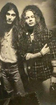 Sean Kinney & Mike Starr
