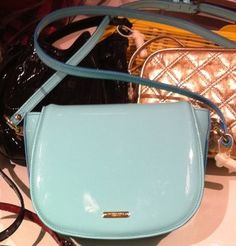 tiffany blue inspired burberry purse