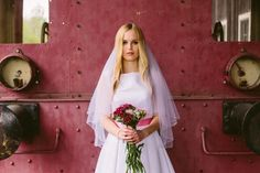 Bride on a budget by Carito Photography