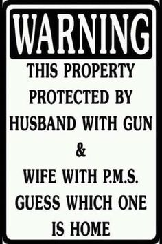 Warning---hmm minus the first half and multiply the second part by 2.... Look out trespasser !