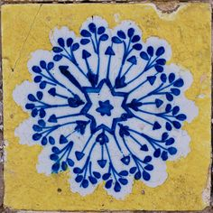 Azulejos Portugueses . Handmade tiles can be colour coordinated and customized re. shape, texture, pattern, etc. by ceramic design studios
