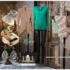 """Winter Wonderland 8"" by lilaen on Polyvore"