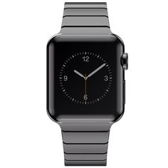 Refined 1-link Metal Apple Watchband - alternative #apple watch #style. Check out this #baby at http://ift.tt/1ULqdgy #