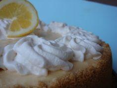 Fresh Lemon Cheesecake