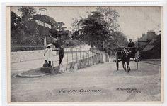 COLINTON: Edinburgh postcard (C21360) in Collectables, Postcards, Topographical: British, Scotland, Midlothian/ Edinburgh   eBay
