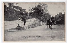 COLINTON: Edinburgh postcard (C21360) in Collectables, Postcards, Topographical: British, Scotland, Midlothian/ Edinburgh | eBay