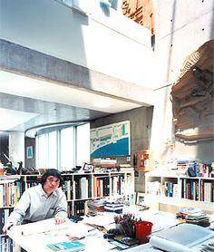 Tadao Ando / Atelier in Oyodo, Osaka
