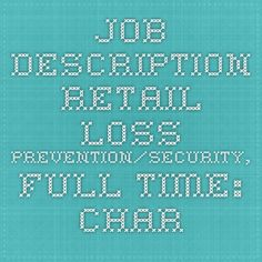 Find Charlotte, North Carolina Loss Prevention jobs and career resources on Monster. Find all the information you need to land a Loss Prevention job in Charlotte, North Carolina and build a career.