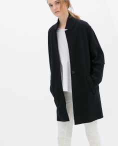 70.00 Image 2 of WOOL COAT from Zara
