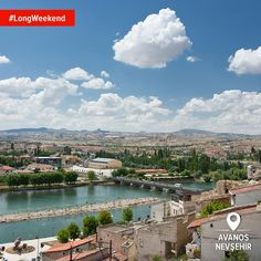 Avanos in Cappadocia is a town whose past dates back centuries, but its culture remains unchanged - perfect for your next #LongWeekend!