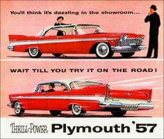 Plymouth - 1957
