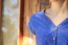 Je vous le donne Emile : La chemise Donna - La maison victor