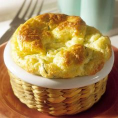 Zucchini and Feta Cheese Souffles - Utilize farmer's market zucchini in a fresh souffle. Shred the zucchini and cook it with crumbled feta and Parmesan cheeses. At less than 200 calories per souffle, this makes a wonderful dinner side dish.