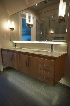 Mid Century Modern Bathroom | Mid Century Master Bath   Modern   Bathroom    Philadelphia