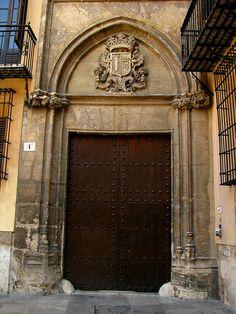 Old door, valencia | Flickr: Intercambio de fotos
