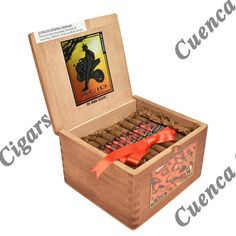 Shop Now Acid Red Blondie Cigars - Dark Natural Box of 40 | Cuenca Cigars  Sales Price:  $207.9