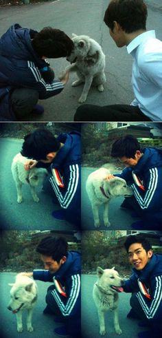 2AM's Jo Kwon names a dog after 2PM's Junho? #allkpop #2AM #2PM