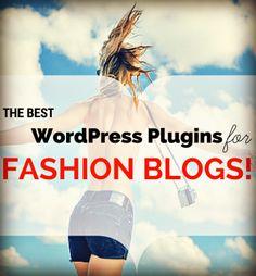 Top 5 WordPress Plugins for Fashion Blogs   Basic Blog Tips