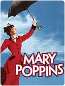 Mary Poppins was the best Disney Show that we have seen on Broadway.  We saw it with the original cast, and I was stunned by the things they did in this show.  I would recommend this to anyone.