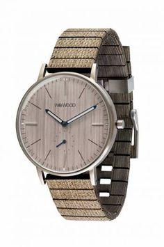 2b4c9301f48 WeWood apresenta seus Novos Relógios de Madeira Masculinos. Relógio ...