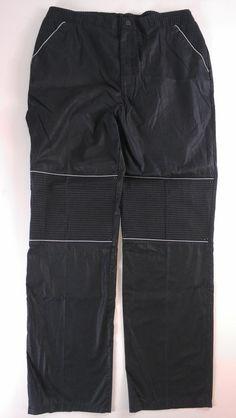 Sergio Valente #Vintage Pants Mens SZ L Black http://etsy.me/1Iio71C #etsy #clothes #vintageclothes #vintageclothing