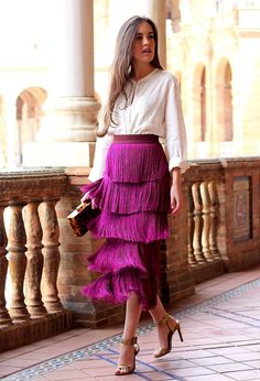 spring womens fashion that look hot Women's Dresses, Pretty Dresses, Evening Dresses, Fashion Dresses, Skirt Outfits, Dress Skirt, Dress Up, Love Fashion, Fashion Looks