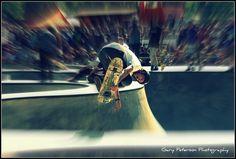Tony Hawk at Hillyard Skatepark