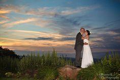 Congratulations to Jackie & Robert! 8.3.14 Breathtaking Sunset Photo!