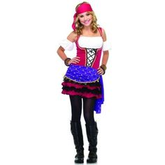 Crystal Ball Gypsy Teen Costume Get up to 15% When you spend $50 at Buy Costume using Coupons and Promo Codes.