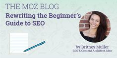 We're rewriting the definitive, #1 resource for learning SEO. Could you help us out?