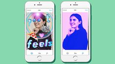 Tumblr Adds Snapchat-Like Stickers and Filters for Photos and GIFs