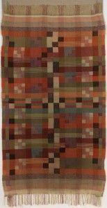 carpet 20s, Bauhaus carpet, Koch-Otte, wall tapestry, 1922-1924