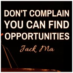 Jack Ma has an incredible story. What a fantastic person to learn from if you can read an article or listen to videos.  There is a free opportunity for you right there!  #quote #quotes #quoteoftheday #quotestoliveby #quotestagram