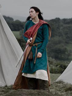 viking girl  by paul the owl hudson on Flickr.