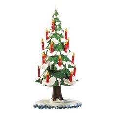 Heaven Sends Boxed Set de Nativité en Bois Décorations Pour Arbres De Noël