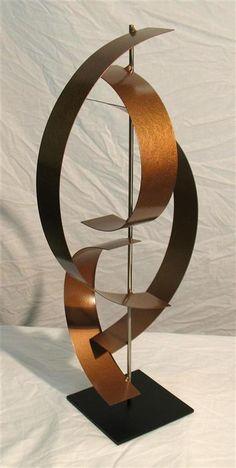 Contemporary Indoor Outdoor Stainless Steel Metal Art Sculpture G61