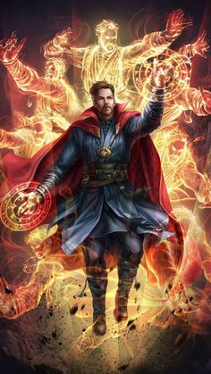 ArtStation - Avengers : Infinity War - Doctor Strange, Jaynorn Lin,w Marvel Dc Comics, Marvel Avengers, Marvel Fanart, Hero Marvel, Bd Comics, Hawkeye Marvel, Captain Marvel, All Marvel Heroes, Avengers Memes