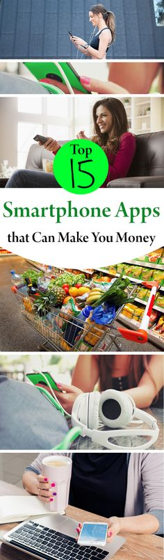Top 15 Smartphone Apps that Can Make You Money (1)