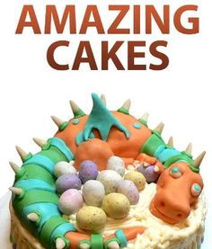 FREE e-Cookbook: Amazing Cakes