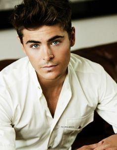 Zac Efron, sorry I just can't help it haha