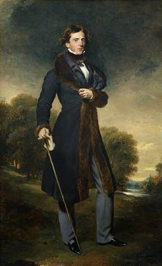 Gods and Foolish Grandeur: David Lyon by Thomas Lawrence, circa 1825