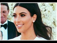 Kim Kardashian 'Kimye' Wedding Makeup ♡ MakeupByGio - YouTube