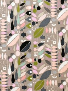 print & pattern: FABRICS - mecca for moderns