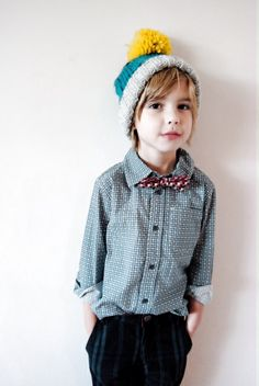Recently a couple of us were given a fun task- style our babiekins in Tea Collection's winter collection. Little Boy Fashion, Kids Fashion Boy, Young Fashion, Girl Fashion, Bebe Love, Boys Beanie, Boyish Style, Stylish Kids, Trendy Kids