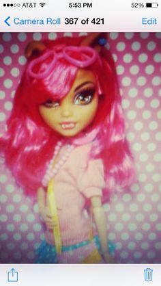 Howleen Wolf Monster High Beds, Monster High Dolls, Howleen Wolf, Werewolves, Disney Characters, Fictional Characters, Disney Princess, Random, Art