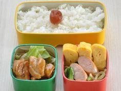 簡単!時短お弁当レシピ 今週人気のお弁当(^^♪