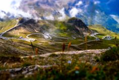 Alpine Road by Christoph Oberschneider on 500px