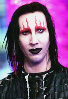 Marylin Manson in Paris