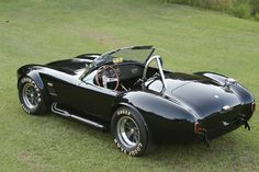black ac cobra -