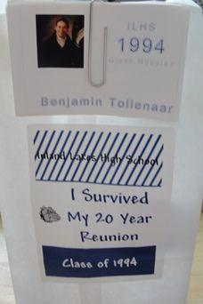 Survival bag.